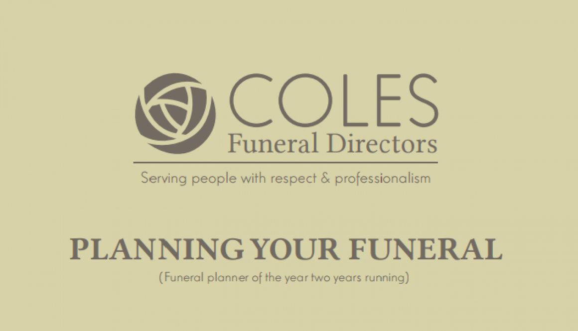 Planning the funeral you want