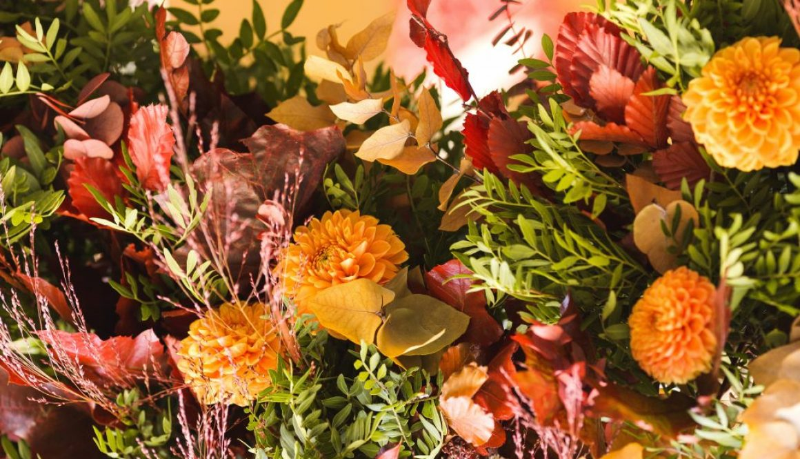 October Flowers 3 Ideas For Innovative Tributes Coles Funeral Directors
