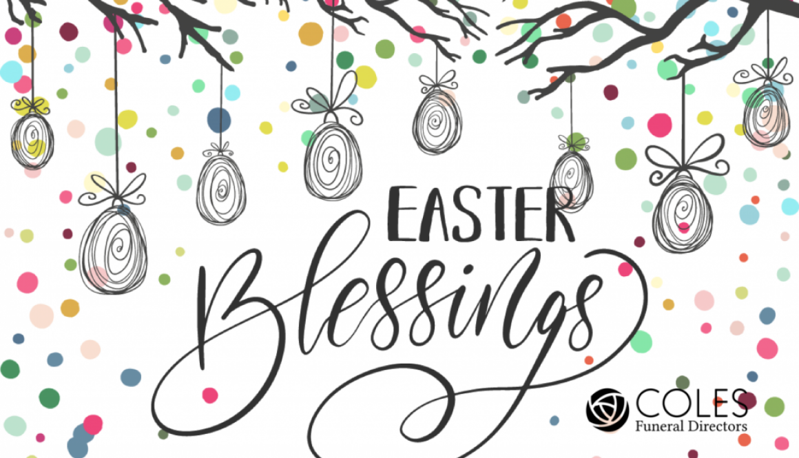 Spring, Easter, and Religious Funerals…