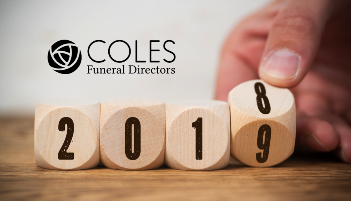 2018 – What a year for Coles Funeral Directors!