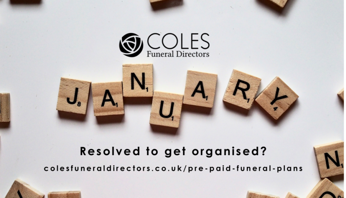 Have you resolved to get organised this January?